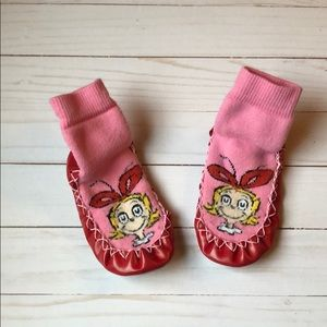 Hanna Andersson Dr. Seuss slippers